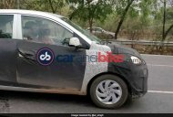 Hyundai AH2 (New Hyundai Santro) spotted in Gurugram [Update]