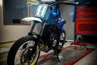 Royal Enfield Himalayan D-71 Fiddler by Bulleteer Customs