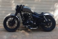 Royal Enfield Thunderbird 350 'Carbon SS Lite' by Bulleteer Customs