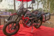 SWM SuperDual T showcased in India