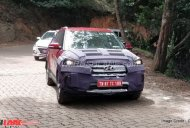 2018 Hyundai Creta (facelift) spied during high-altitude testing near Ooty