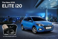 Hyundai i20 CVT  officially launched, prices start at INR 7.04 lakh