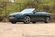 Audi A5 Cabriolet review
