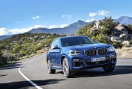 BMW X3 M40d announced; to be available from July this year