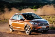 Production-ready Ford Ka FreeStyle (Ford Freestyle/Ford KA+ Active) unveiled in Brazil
