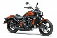 Kawasaki Vulcan S Pearl Lava Orange colour variant launched at INR 5.58 lakhs