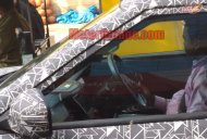 Mahindra's Vitara Brezza challenger spied again, interior partially revealed