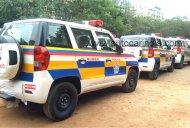 Mahindra TUV300 to join Mumbai Police's fleet