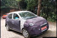 New Hyundai Santro (Hyundai AH2) spotted in Nilgiri Mountains