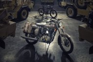 Royal Enfield Classic 500 Pegasus limited edition launched in India