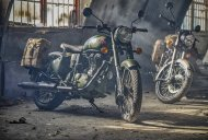 Royal Enfield Classic 500 Pegasus launched in Australia