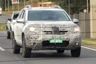 Second-gen Renault Duster spied testing in Brazil
