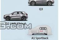 "Next-gen Audi A1 5-door to retain ""Sportback"" branding, debut in Q4 2018"