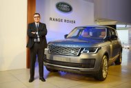 2018 Range Rover & 2018 Range Rover Sport with Pixel-Laser LED headlights launched in India