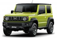 All-new Suzuki Jimny & Suzuki Jimny Sierra officially revealed