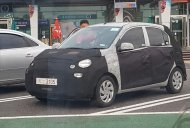 Hyundai AH2 (Hyundai Santro) spied in South Korea