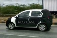 Hyundai AH2 (new Hyundai Santro) caught testing on video
