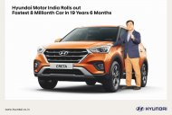 Hyundai produces 8 millionth vehicle in India, targets 10 million units by 2021