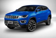Jeep Compass Coupe imagined - Rendering