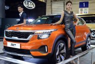 Kia SP Concept production version to be launched in South Korea in H2 2019