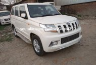 Mahindra TUV300 Plus P8 detailed in walkaround video and live images