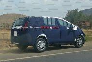 Mahindra U321 spotted on Mumbai-Nashik highway