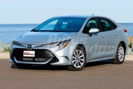 Next-gen Toyota Corolla sedan (Next-gen Toyota Corolla Altis) - Rendering