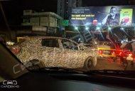 Tata 45X premium hatchback (Maruti Baleno/Hyundai i20 rival) spied on test