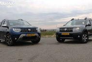 2018 Dacia Duster vs. 2017 Dacia Duster - Old vs. New [Video]