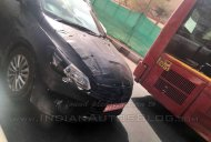 2018 Maruti Ciaz spotted on its pre-launch tests - IAB reader spy shot