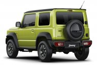 "Suzuki not planning ""long body"" Jimny 5-door variant - Report"