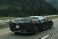 2020 Chevrolet Corvette Mid-Engined C8 spied heading towards Colorado
