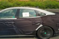 2020 Hyundai Sonata snapped testing in South Korea