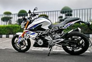 Indian-spec BMW G 310 R & G 310 GS with saree guard spotted - Report