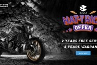 Bajaj Dominar 400 now gets a five-year warranty