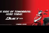 Hero Duet 125 to launch in India in the coming weeks