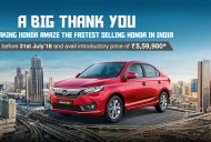 Honda Amaze to get costlier from August 1