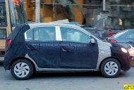 Hyundai AH2 (new Hyundai Santro) spotted in Chennai
