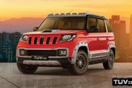 Mahindra TUV300 Superstyler Kit revealed