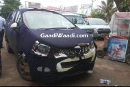 Mahindra U321 MPV shows its toothed grille & more of the front-end