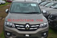 Renault Kwid 2019 spotted, gains reverse camera, new graphics & grille