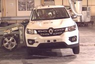 ASEAN NCAP awards Renault Kwid a zero star crash test rating