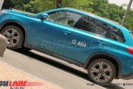 Suzuki Vitara spotted again in India, unlikely to launch anytime soon