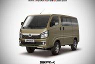 Tata Intra 'Venture' passenger van - IAB Rendering