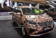 India-bound Suzuki Ertiga showcased as a 'Batik' concept at GIIAS 2018