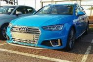 India-bound 2019 Audi A4 spotted in the metal for the first time