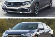 2019 Honda Civic vs 2016 Honda Civic - Old vs New