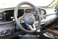 2019 Mercedes GLE interior leaked online