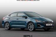 2020 Hyundai Verna (facelift) - IAB Rendering