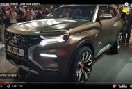 Lada 4x4 Vision Concept at MIAS 2018 - Video